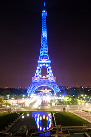 Pictures of Eiffel Tower HD, 320x480, 09.22.16