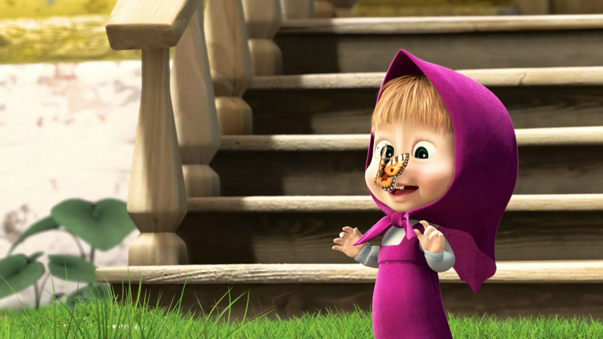 Awesome Masha and the Bear Backgrounds | Masha and the Bear Wallpapers