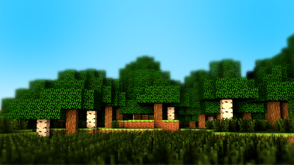 Wide HDQ Minecraft Wallpapers, Top Photos | 7.TH Wallpapers