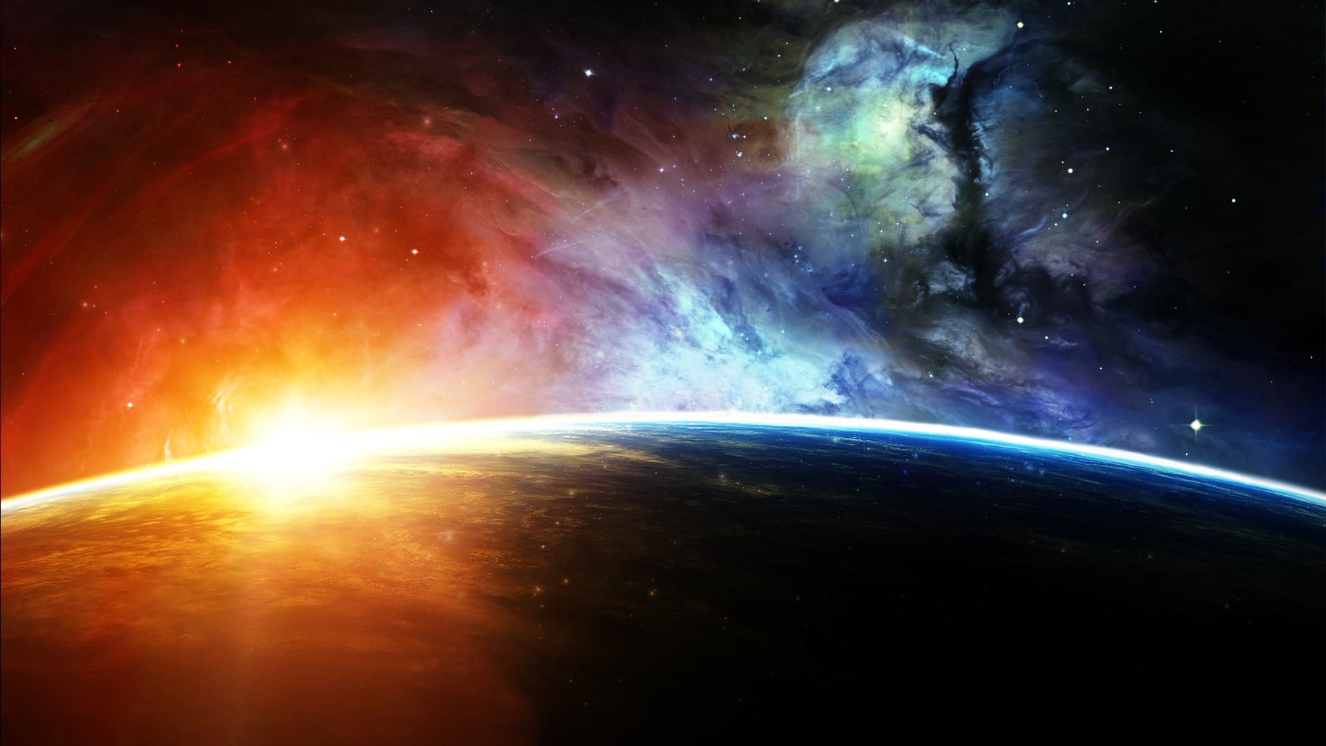 Space Collection: .TWV Space Wallpapers