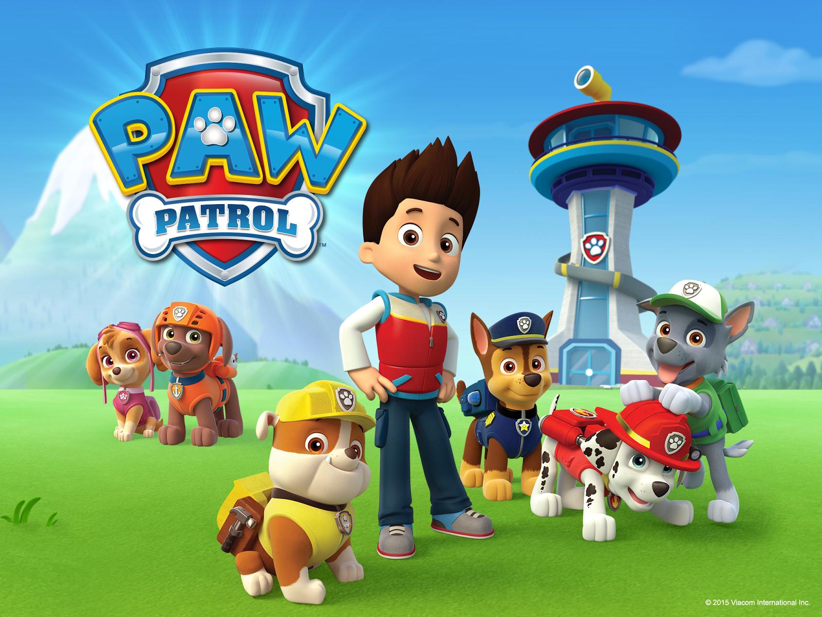 Paw Patrol Backgrounds HQ Pierre Oritz