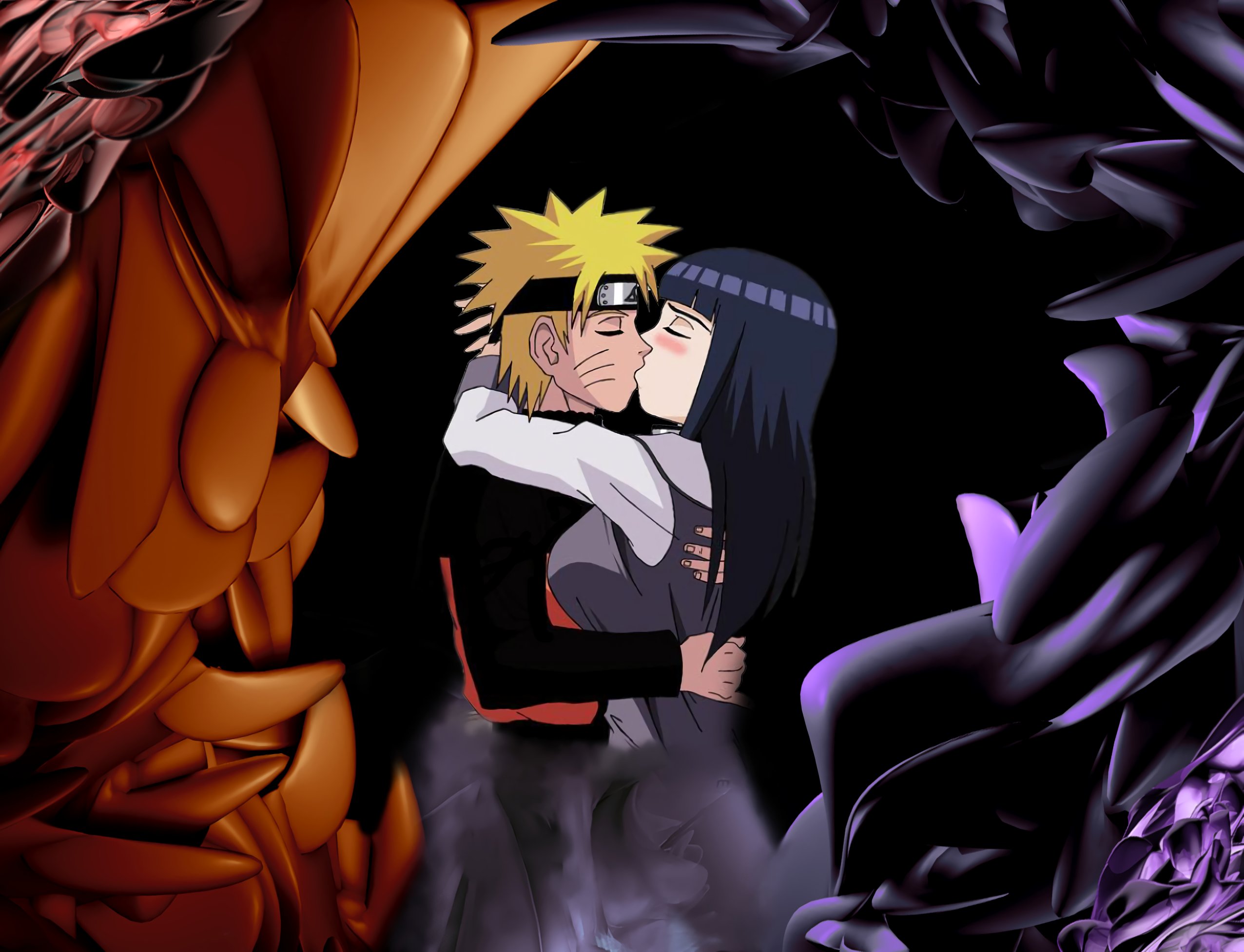 Naruto Uzumaki HD Widescreen Wallpapers (Mobile Compatible)