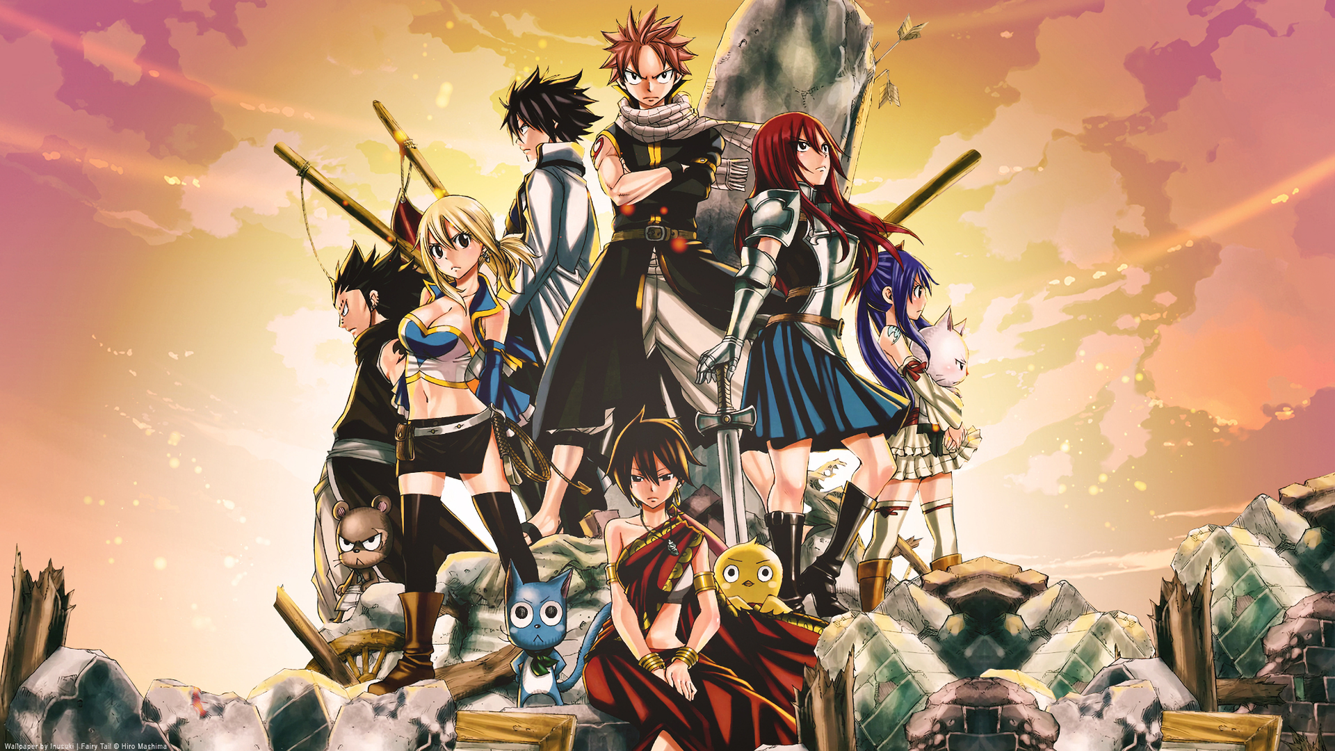 Fairy Tail Images - Pack.78