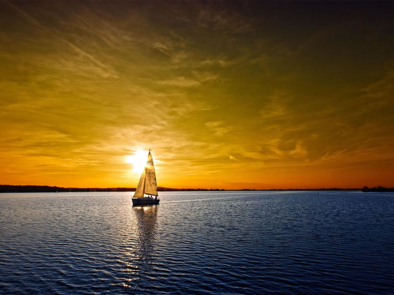 HQFX PC (Win10) Ocean Sunset Photos: 7.TH Wallpapers