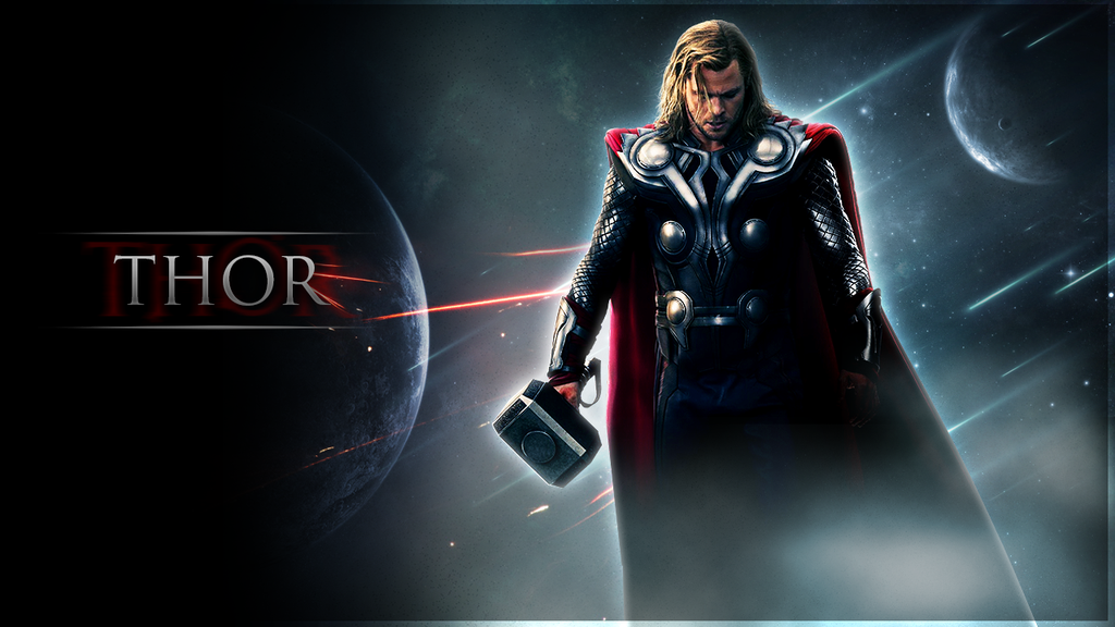Wallpapers Collection Thor Wallpapers